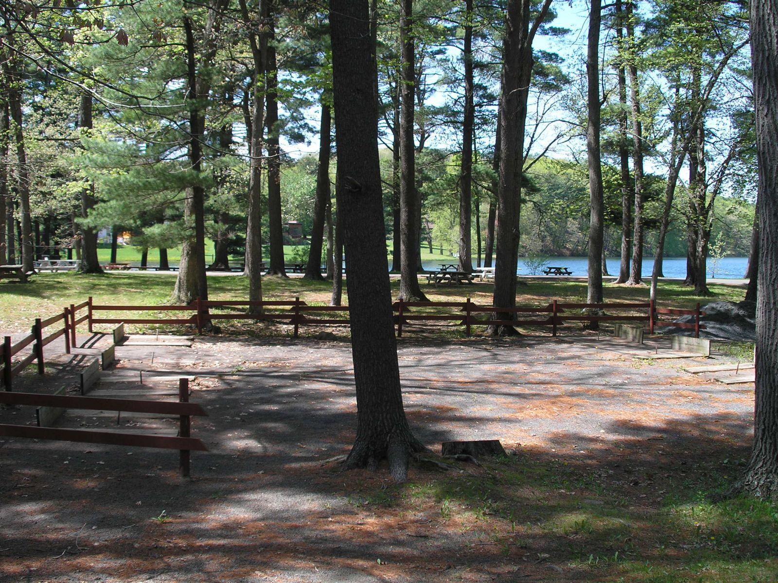Clear Lake Park Clear Lake Wisconsin